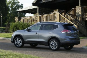 The 2014 Nissan Rogue's third row seating pushed it over the top of the Best Crossovers category, according to Parents magazine.