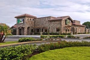 The island's third Olive Garden is underway in Barceloneta.