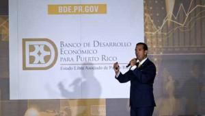 EDB President Joey Cancel-Planas