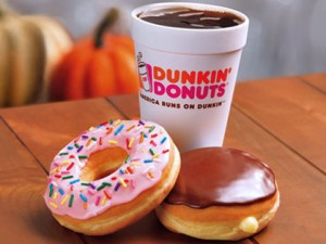 Dunkin' Donuts established itself in Puerto Rico in 2001 and closed in October 2014.