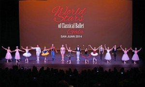 The World Stars of Classical Ballet Gala brought together international and local ballet dancers.