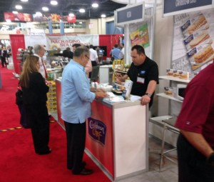 This is the fourth year that Puerto Rico Trade has joined forces with the Department of Agriculture and Rums of Puerto Rico to participate in this important event. In last year's edition, the participating companies reported $3.5 million in sales.