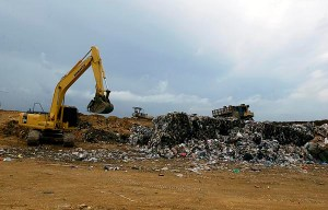 All but two of Puerto Rico's 28 landfills are in full compliance of federal standards with another nine landfills in partial compliance. (Credit: © Mauricio Pascual)