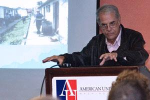 Miguel Coyula (Credit: Jeff Watts/American University Wash. D.C.)