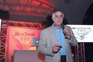 Jorge Rodríguez, president of JWT San Juan.