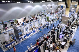 Among the wholesalers present are 300 representatives from hotels, tourist attractions, destination management companies, tour operators, and transportation providers.