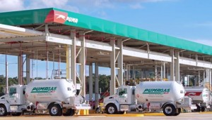 In November 2014, Puma Energy made its entry into the propane gas market,