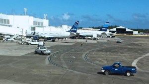 Customers flying on JetBlue and Seaborne will have the benefit of traveling on a single ticket which allows for one-stop check-in, baggage transfer to the final destination, and conveniently timed connections in San Juan.