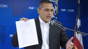 Rep. José Enrique Meléndez, who along with Rep Ramón Luis Cruz-Burgos, authored the bill.