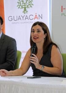 Laura Cantero, GGI's executive director.