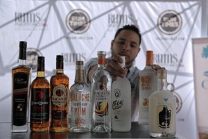 """The """"Taste of Rum"""" offers participants a chance to taste a variety of local rums produced by an industry that generates about 700 direct jobs and 4,500 indirect jobs on the island."""