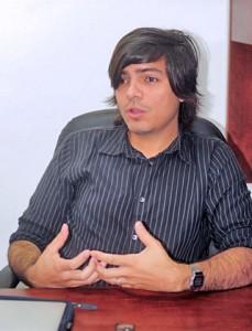 RUM Professor Ubaldo Córdova-Figueroa
