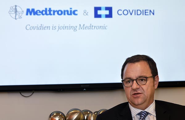 Execs: Medtronic/Covidien integration will take 3 years