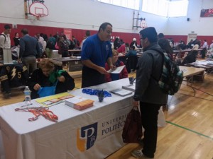 """More than 1,300 students in the New Haven, Conn. public education system received orientation about """"Campus Puerto Rico."""""""