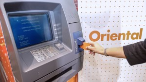 Oriental has a total of 332 ATMs in Puerto Rico.