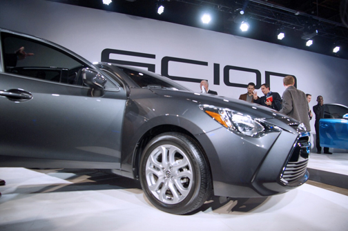 The Scion IA Will Be Sold In Puerto Rico As An Entry Level Yaris. (Credit:  Envivopr)