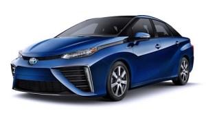 The 2015 Toyota Mirai