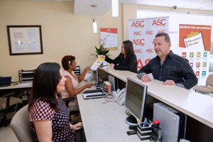 The ASC's new Vega Baja office offers services to clients in the northern region.