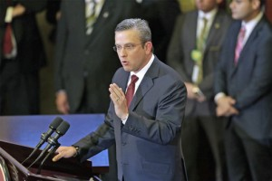 Gov. García-Padilla presented the proposed Fiscal 2016 budget to the Legislature.