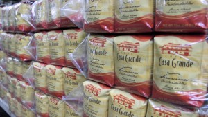 Customers may purchase a variety of Casa Grande products at Pueblo.