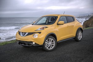 As in previous years, the 2015 Juke offers sporty performance to match its distinctive style.