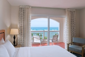 Embassy Suites Dorado del Mar Beach Resort recently debuted a complete renovation of all 174 spacious two-room suites.