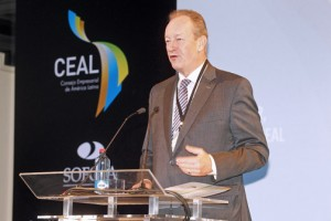 CEAL International President Ingo Plöger