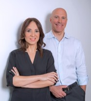 María de los Ángeles Virella and David Bogaty