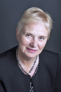 Author Ann Cairns, is president of International Markets for MasterCard.