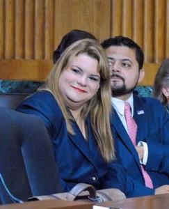 House Minority Speaker Jennifer González