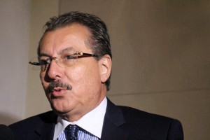Puerto Rico Treasury Secretary Juan Zaragoza