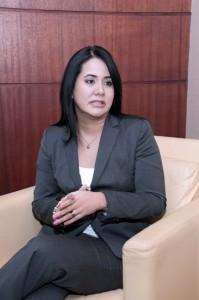 Aon Executive Lorena Rodríguez