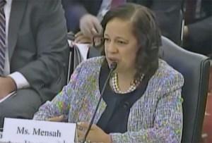 Rural Development Under Secretary Lisa Mensah. (Credit: YouTube)