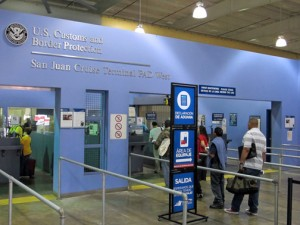 In preparation for the Easter holiday travel season, CBP's San Juan Field Office is encouraging travelers to distinguish the rules and regulations concerning to arriving at any port from international travel.