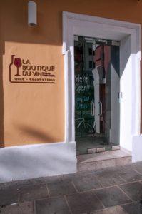 La Boutique Du Vin in Old San Juan.