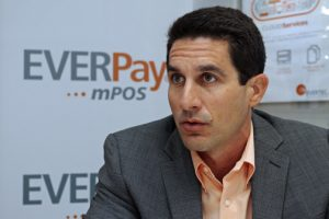 Mike Vizcarrondo, EVERTEC's executive vice president of payment services.