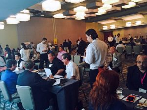 More than 20 companies and more than 100 people participated in the event, celebrated at the La Concha Hotel in Condado.