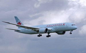Air Canada doubling the frequency from Toronto to San Juan with two weekly flights.
