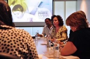 Grace Rodríguez, strategic planner for Badillo Saatchi & Saatchi, discusses the study's results.