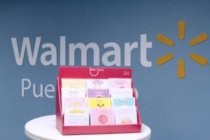 """The 180 different """"Bien Cool"""" postcards that are sold at Walmart cover 12 different themes, such as birthdays, weddings, love, forgiveness, graduation, Christmas, mothers and fathers, among others."""