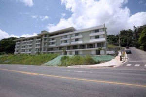Valle Dorado is a $6.5 million senior housing building in the town of Utuado.