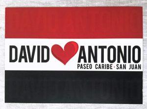 LOGO DAVID ANTONIO 2016