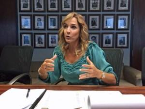 Puerto Rico Bankers Association Executive Director Zoimé Álvarez-Rubio.