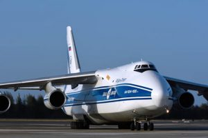 Last year, Prime Air also successfully operated in four separate occasions the Antonov AN-124-100 aircraft.
