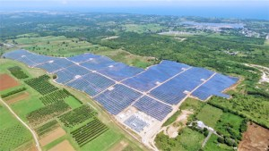 With an investment in excess of $160 million, the construction of this renewable energy facility created more than 1,000 direct jobs, mostly in Isabela.