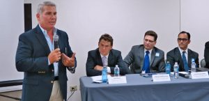 José Otero-García, USDA Rural Development state director for Puerto Rico speaks during a recent agency event.