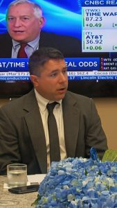 Nationwide Planning CEO Michael Karalewich.
