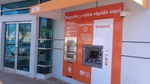 "Oriental invested more than $1 million to extend its ""Quick Deposit"" service to more ATMs."