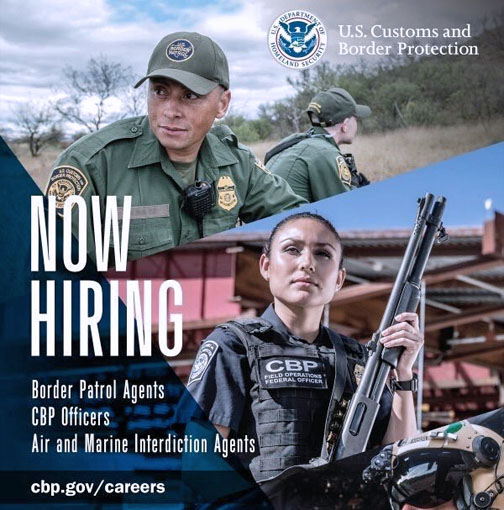CBP at Plaza Las Américas to recruit agents, officers – News