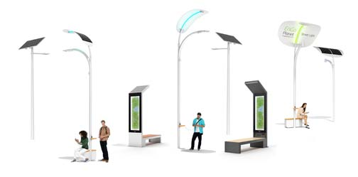 NY-based startup looks to bring solar street lights to PR